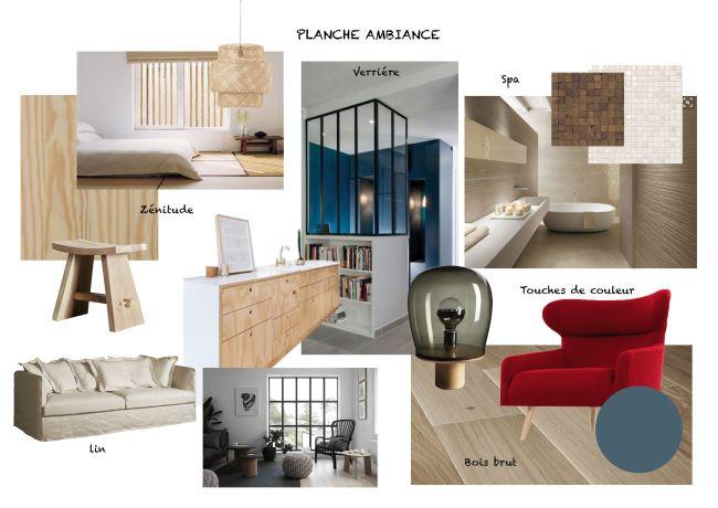 planches d ambiance et croquis smaltdesign. Black Bedroom Furniture Sets. Home Design Ideas