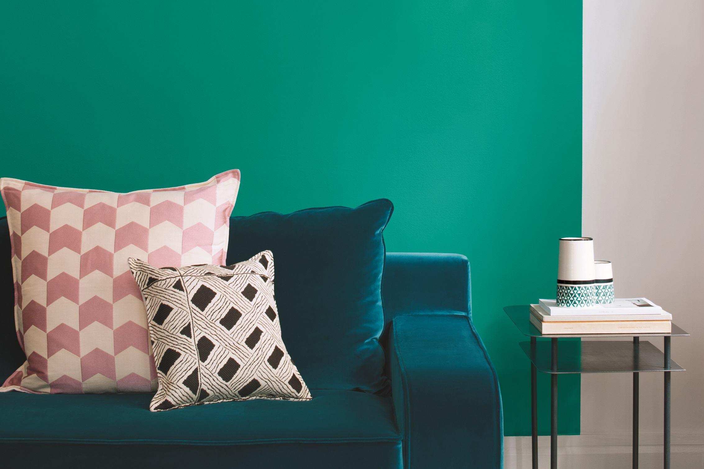 donnez du peps vos murs smaltdesign. Black Bedroom Furniture Sets. Home Design Ideas