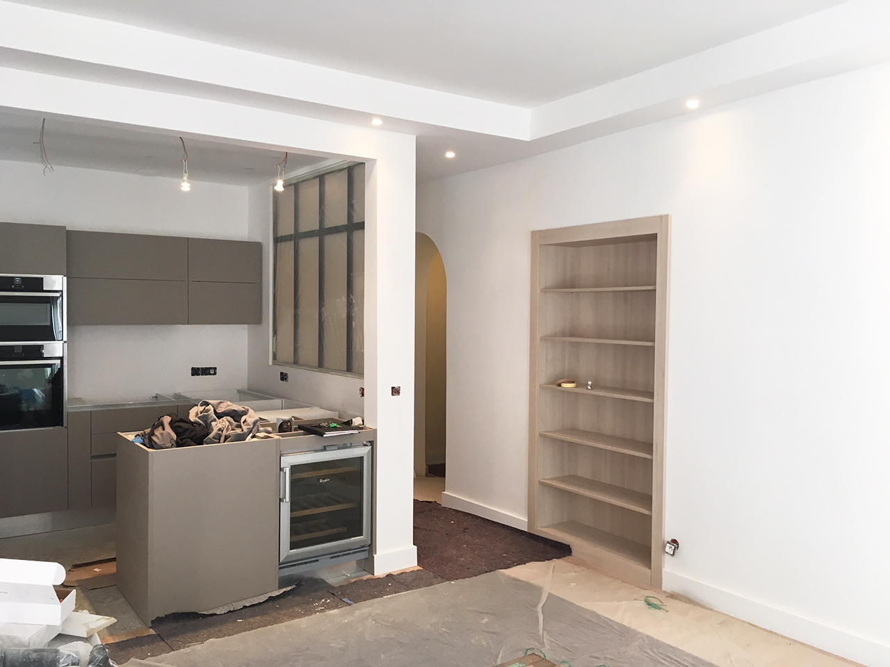Agencement et d coration d 39 un appartement f3 nice jean for F3 appartement