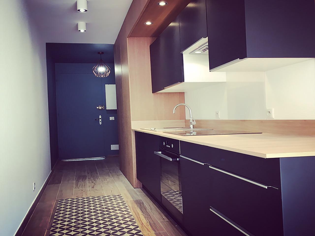 conception et design d 39 espace studio st aygulf smaltdesign. Black Bedroom Furniture Sets. Home Design Ideas